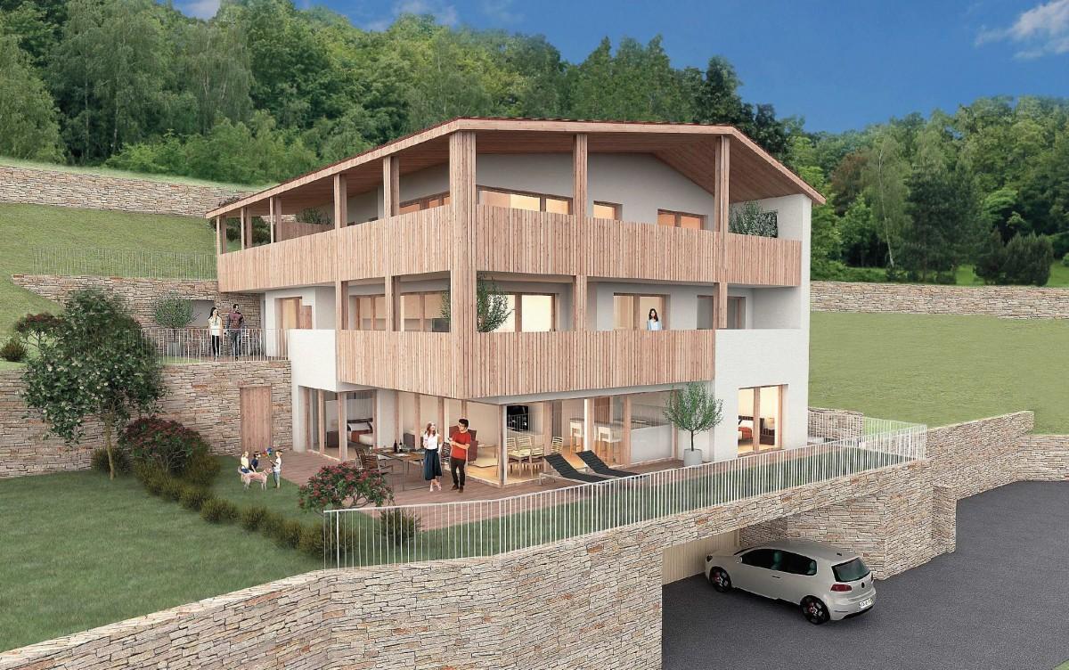Mals - Neue 3-Zimmer Wohnung mit Terrasse und Garten in ...